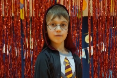 Harry Potter czyli Leon.