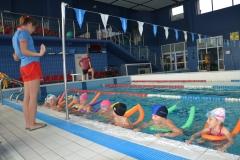 Zajęcia na basenie 16.09.2019.