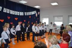 Występy uczniów klas 1-3