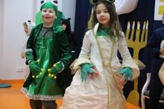 Prinzessin Fröschli - Karinka i Prinz Frosch.- Jakub z kl. 2a.