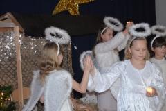 Taniec aniołów.