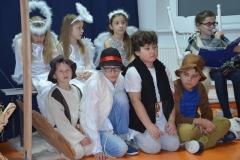 Pastuszkowie: Karol, Kuba, Szymon i Igor.