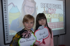 Projekt Deutsch mit Socke czas zacząć!
