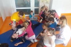 """Warsztaty edukacyjne """"Pierwsza pomoc"""" 16.04.2019"""