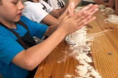 Troszkę więcej mąki...- czemu nie?