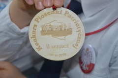 Medal Konkursu Pieśni Patriotycznej