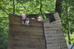 Lenka , Hania i Laura uwięzione na wieży?