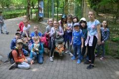Chwilka na fotkę z tygryskami ;-)