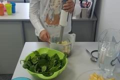 Dziś zdrowy shake z warzyw i owoców.