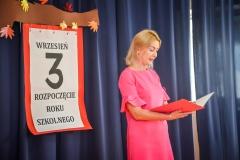 Pani Dyrektor Maria Karbowiak