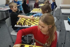Koło szachowe klas 1-3.