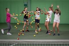 Tenis to radość!